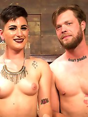Welcome Joey Minx to Divine Bitches, cunning and boldly flirtatious but in the most divine...