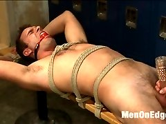 Its after hours at the gym as Van and Sebastian lurk through the dark locker room. Hidden away...