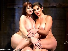 Bella Rossi returns to sub on Whipped Ass for the first time in 4 years! Since then Bella has...