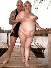 Curvy BBW Amanda fucking her boyfriend in every position imaginable until he is tired