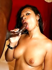 These Hot Latinas Love Guzzling Down Cumloads!