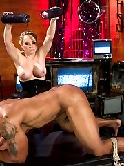 Robert Axel has been named the official Divine Bitches fuck toy by Maitresse Madeline. This...