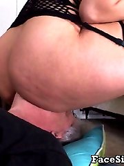 This insanely hot Latina has one of the most luscious booties in the entire world and she puts...