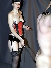Mistress Isobel interrogation - High Res Pics