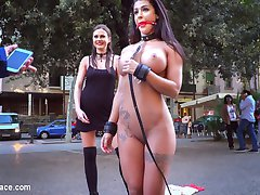 Susy Gala is the perfect slutty fuck doll ready to serve the public.Part 1 Slutty Fuck Doll is...