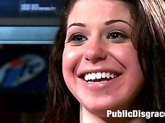 Pretty brunette Mia Gold has done a few BDSM scenes in her life, but shes never done anything...