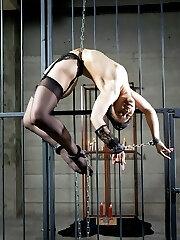 free extreme bra-stuffers torture