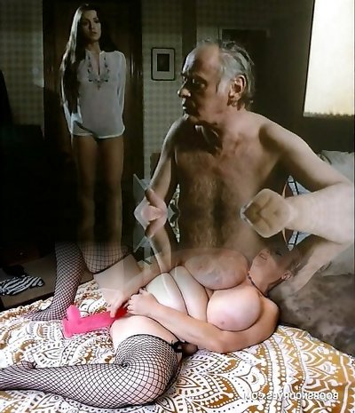Old Man Cums Inside Teen