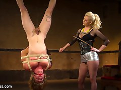 Cherry Torn has captured herself a strong one, and she delights in breaking him down piece by...