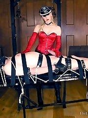 Bondage Table Torment