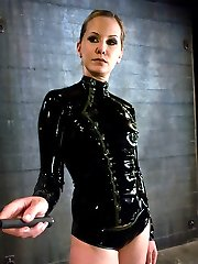 Mistress Madeline is here and as scary as ever.  Ask Curt.