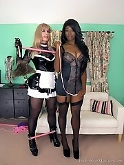Miss Foxx's Useless Maid
