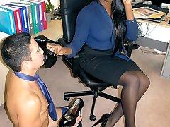 Coercing Her Boss