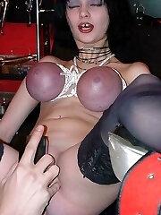 hardcore tits torture
