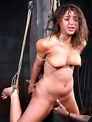 Girls like Abella Danger come to Fap Hit and ask to be roped up. She probably thought she'd get some rope around her wrists and ankles, holding her bod opened up eagle. She may have even anticipated the melon harness he puts on her. What she probably didn't see coming was an intense, stimulating climax while she struggles in a partial suspension. And she definitely never wished of what would come next.