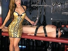 Rewarded For Cock Ball Torture