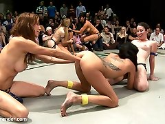 Welcome to Tag Team Tuesdays. Totally non-scripted, all in front of a live audience, all...
