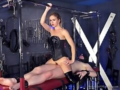 Youthfull Dommes Sex Slave