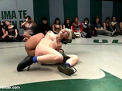 Welcome to Tag Team Tuesdays: totally non-scripted, all in front of a live audience, all broadcast live to members. Today's update is RD 3 of 4. This was March's live match, now edited for your enjoyment!  Tensions are high on the mat as 4 wrestlers fight for sexual dominance and control over their opponents!!!