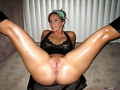 Real amateur wives and MILFs