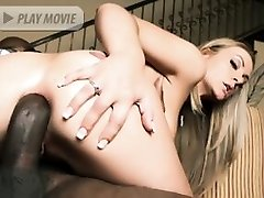 Ava Rose got her anal and cooter stretched widely in this kinky interracial sex scene
