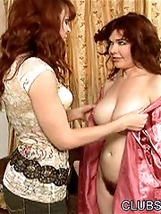 Lesbian Girls Trinity Post And Mae Victoria In Erotic Make-Up Sex Photo Set