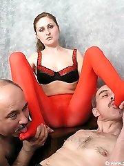 International pantyhose sheer pleasure