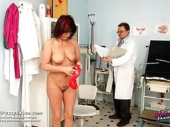 Verka mature fetish gyno speculum examination