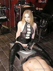 Abjected Dog Slave