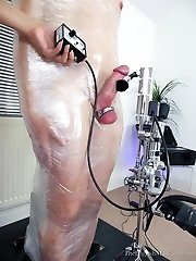 Mummified Machine Masturbating