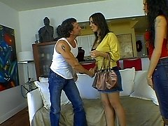 Kayla carrera executes the lesson learned from another milf