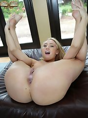 AJ Applegate Interracial Movies at Blacks On Blondes!