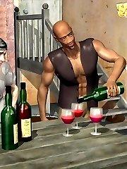 3d interracial porn free gallery
