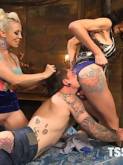 Cocky mustachioed playboy Ryan Patrix is used to getting what he wants, he thinks, as he...