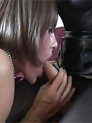 Hot TGirl slut Zoe Fuck Puppet gets her tight ass fucked by a horny tranny