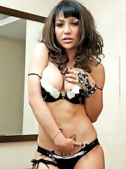 Is this the hottest ladyboy in Thailand?