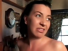 Misbehaving wife Steff gets punished and forced to strip for a red hot bare hand spanking