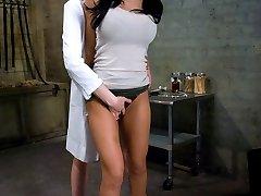 Mason Moore undergoes extreme rehabilitation for her addiction to sex. Maitresse Madelines...
