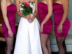Cherry Torn is finally settling down and marrying the man of her dreams while her bridesmaids...