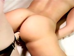 Cute amateur girls making hot lesbian sex pumping pussies with toys and strapon dildos