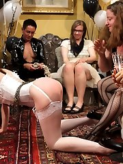 If you didnt catch this PUBLIC ALL GIRL ORGY live you are in for a treat! We have all the...