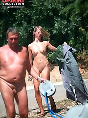 Horny nudists bodies shown in details