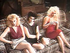 Bella Donna, Brandy Alexandre, Lorelei in vintage sex video