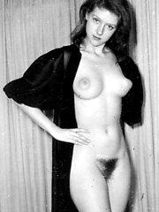 Big vintage puffy nipples