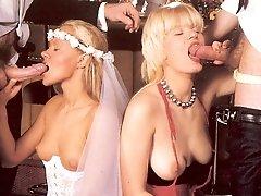 Shagging the bride hardcore