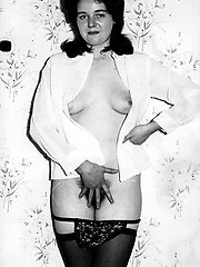 Housewifes, Milfs and 'her from next door? Plentry to see in those days with the frilly nighties, sexy nylons and lingerie they wore!