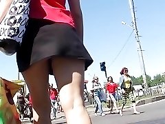 Really young upskirts from hot doll