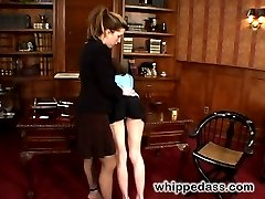 Welcome Zoe Voss to Whipped Ass! Zoe, a tall, fair skinned, all natural, red-haired beauty...