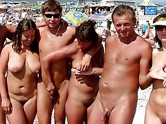 Rare amateur nudists photos