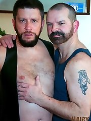 Handsome hunk Rob Hunter is back in Baltimore of what he loves best some hairy and raw sex! This...